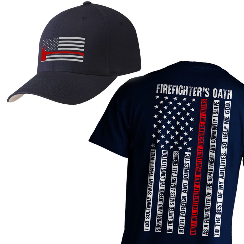 Firefighter's Gear Bundle (BIG SAVINGS)