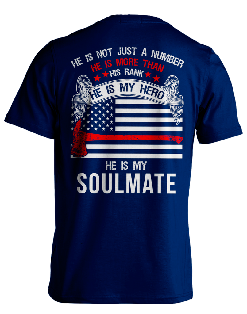 He Is My Soulmate - Thin Red Line
