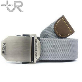 Canvas Military Belt - TopTier Shop Unique Fun Trending Gifts Hot Items Shopping belt