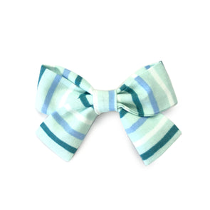 Jane Bow - English Mint Stripe