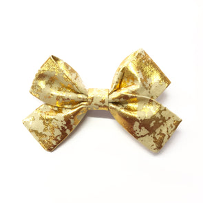 Jane Bow - Gold Foil