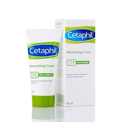 Cetaphil Moisturizing Cream 50ml