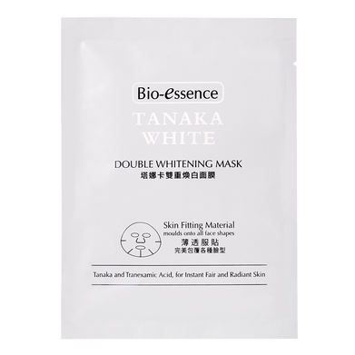 Tanaka White Double Whitening Mask (20ml)