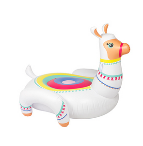 Sunnylife australia llama ride on float little birdies boutique