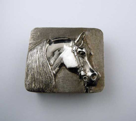 Western Arabian Belt Buckle