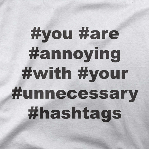 #you #are #annoying - CD Universe Apparel