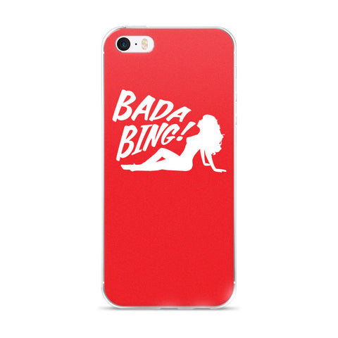 Bada Bing Phone Case - CD Universe Apparel