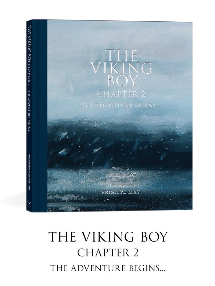 UNCLEBEARSKIN | THE VIKING BOY CHAPTER | THE ADVENTURE BEGINS