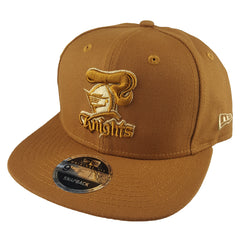 NEW ERA 9FIFTY - NRL Culture Collection Toasted Peanut - Newcastle Knights