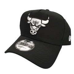 NEW ERA 9FORTY A-FRAME - Seasonal Colours - Chicago Bulls