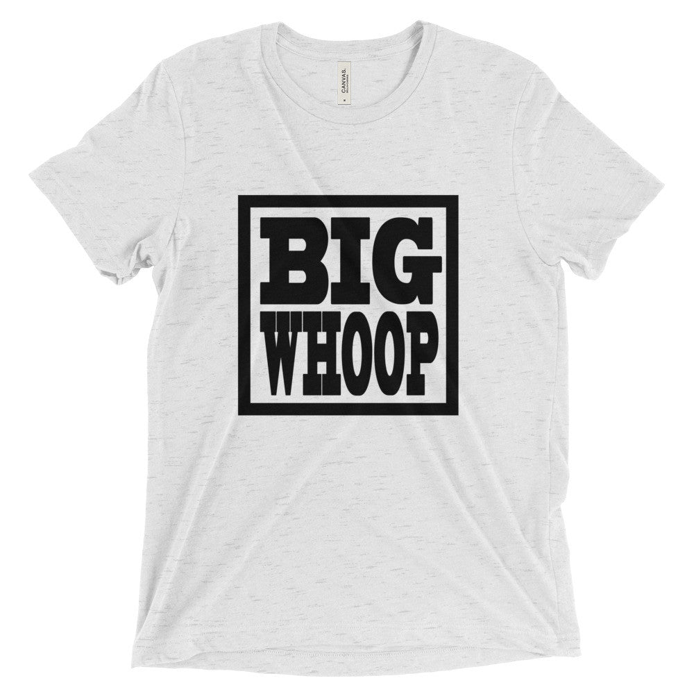 BIG WHOOP T-Shirt - White