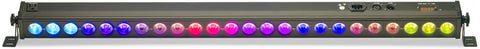 Stagg COLOR BAR 24X4W 4IN1 1M