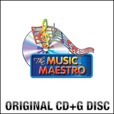 Music Maestro Karaoke CDG Disc - Country 90's - MM6064
