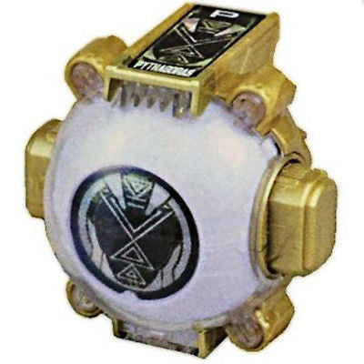 Pythagoras Eyecon - Kindergarten Magazine Exclusive Limited Ghost Eyecon