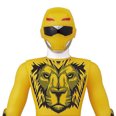 "Zyuoh Lion 6"" Vinyl Figure Zyuohger 2016 Japanese Power Rangers"