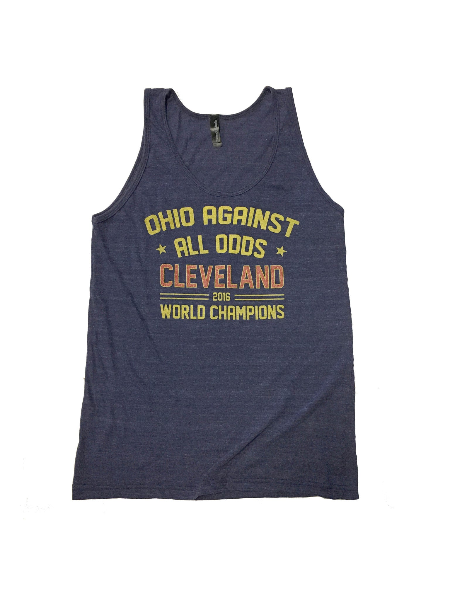 Ohio Against All Odds Tank - TrendyCharlie Trendy Charlie shirt
