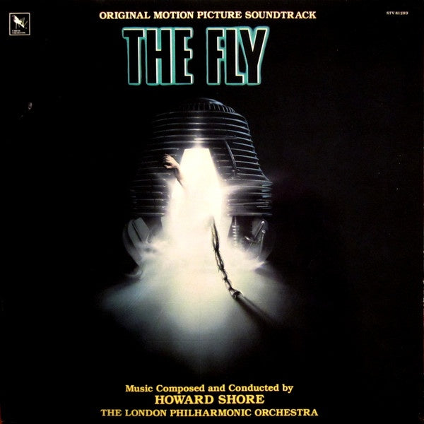 Soundtrack / Howard Shore - The Fly - New LP Record 2019 Green Fog Vinyl Reissue - 80's Soundtrack