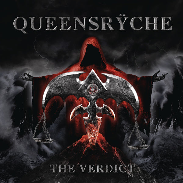 Queensryche - The Verdict - New LP Record 2019 Limited Edition Sky Blue Vinyl - Hard Rock
