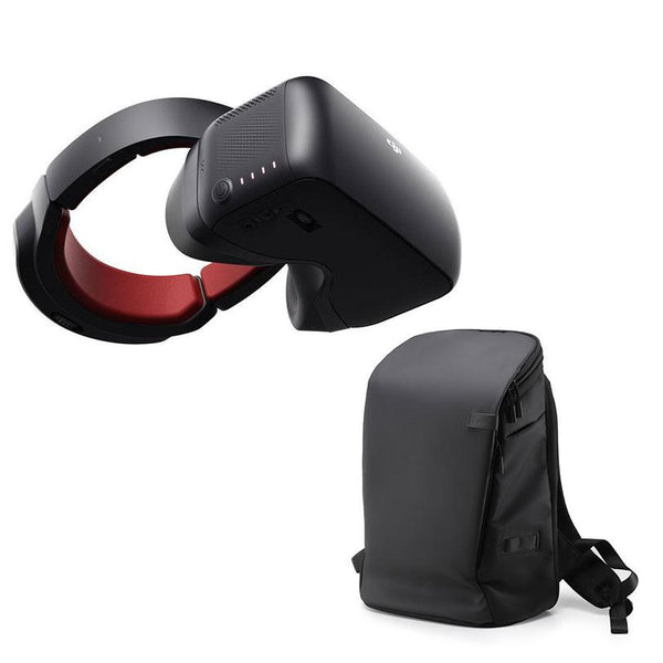 DJI™ Goggles Racing Edition 1080P FPV + Carry More Backpack