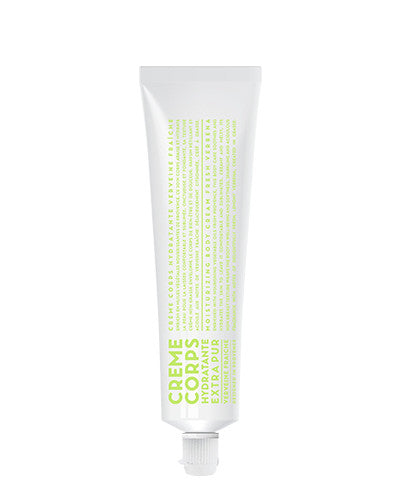 Body Cream 3.4 oz Tube - Fresh Verbena