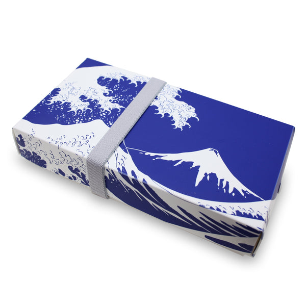 Reusable Foldable Lunch Box | Large | Mt. Fuji - CHERRYSTONE