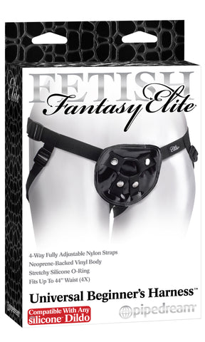 Fetish Fantasy Universal Strap-On Harness Only Fits Waists to 44 Inches