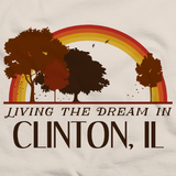 Living the Dream in Clinton, IL | Retro Unisex