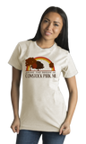 Standard Natural Living the Dream in Comstock Park, MI | Retro Unisex  T-shirt
