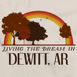 Living the Dream in Dewitt, AR | Retro Unisex