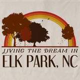 Living the Dream in Elk Park, NC | Retro Unisex