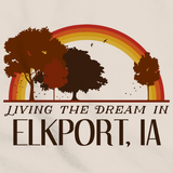 Living the Dream in Elkport, IA | Retro Unisex