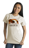 Standard Natural Living the Dream in Norton, KY | Retro Unisex  T-shirt
