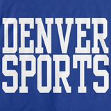 DENVER SPORTS Royal Blue art preview