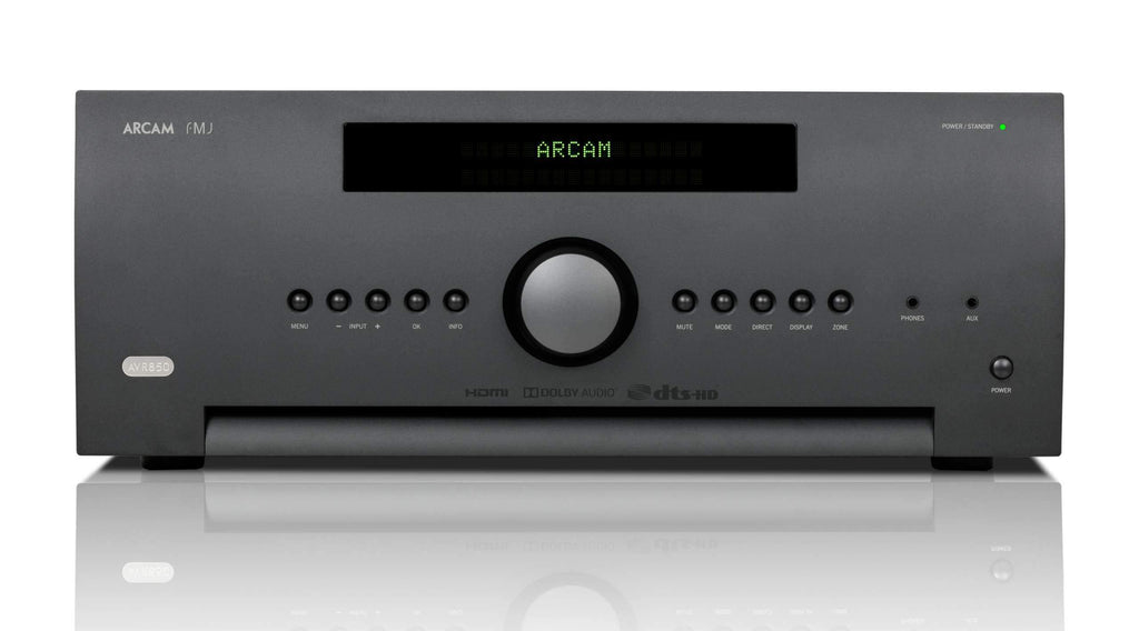 Arcam HOME CINEMA Arcam AVR 850