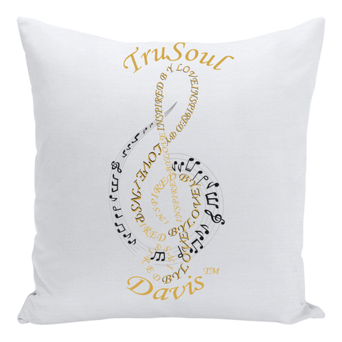 Trusoul Davis - Throw Pillows