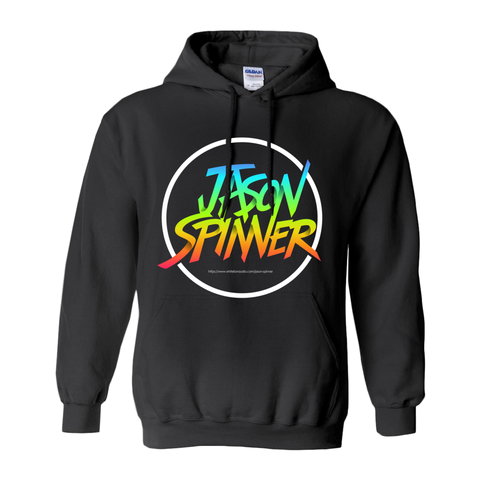 Jason Spinner | Hoodies (No-Zip/Pullover - Color Logo)