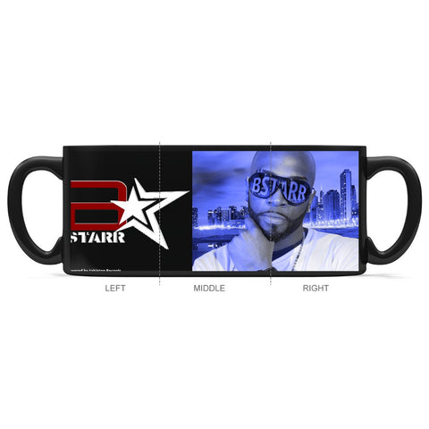Black Mugs - BSTARR Collection