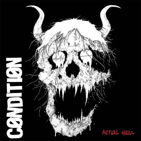 Condition ‎– Actual Hell LP