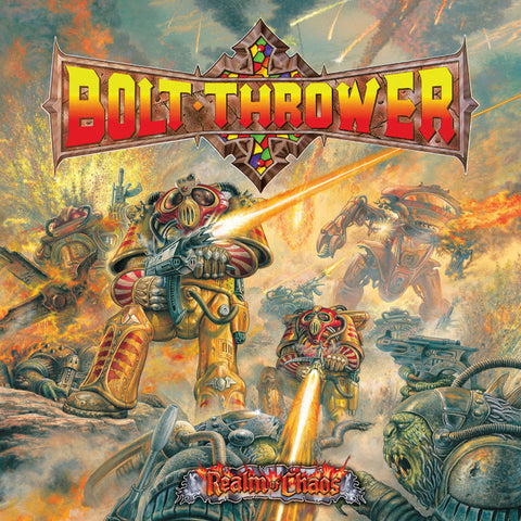 Bolt Thrower ‎– Realm Of Chaos LP