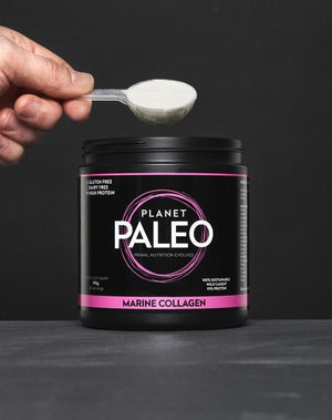 Marine Collagen Powder UK (195g) Planet Paleo-for the Ageless