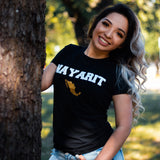 Nayarit México Women Tee (Black)