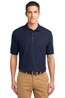 Port Authority® Men's Silk Touch™ Polo. K500 With Maeser Logo (CLEARANCE)