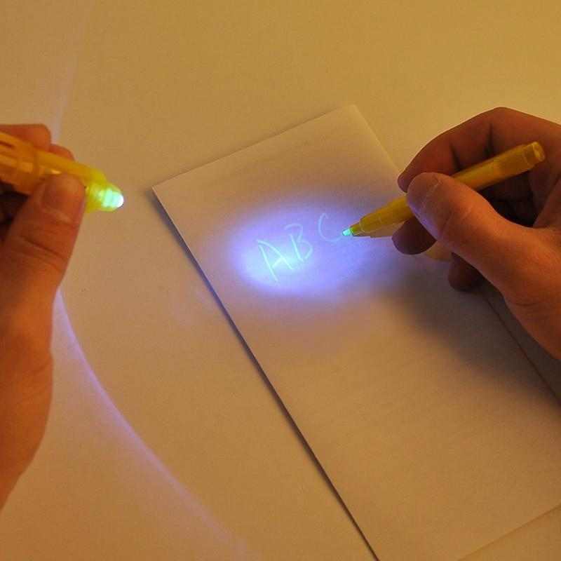 Draw With Night Light Drawing Board with Luminous Pen