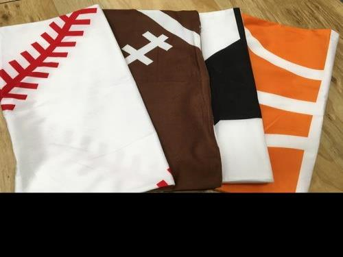 Sports Pillowcase