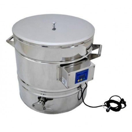 Lyson -100L Stainless Settler with heated drum 4043C
