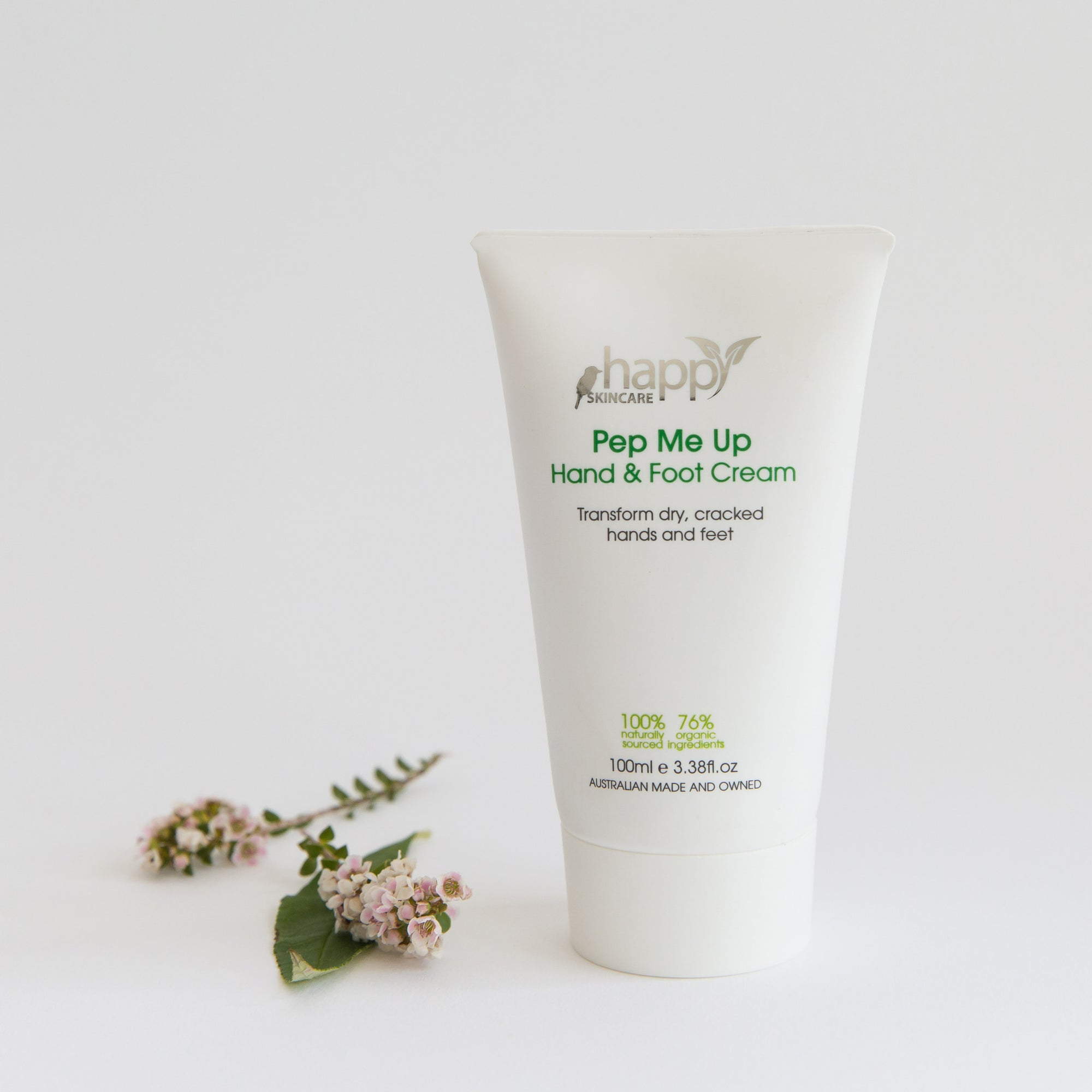 'Pep Me Up' Hand and Foot Cream