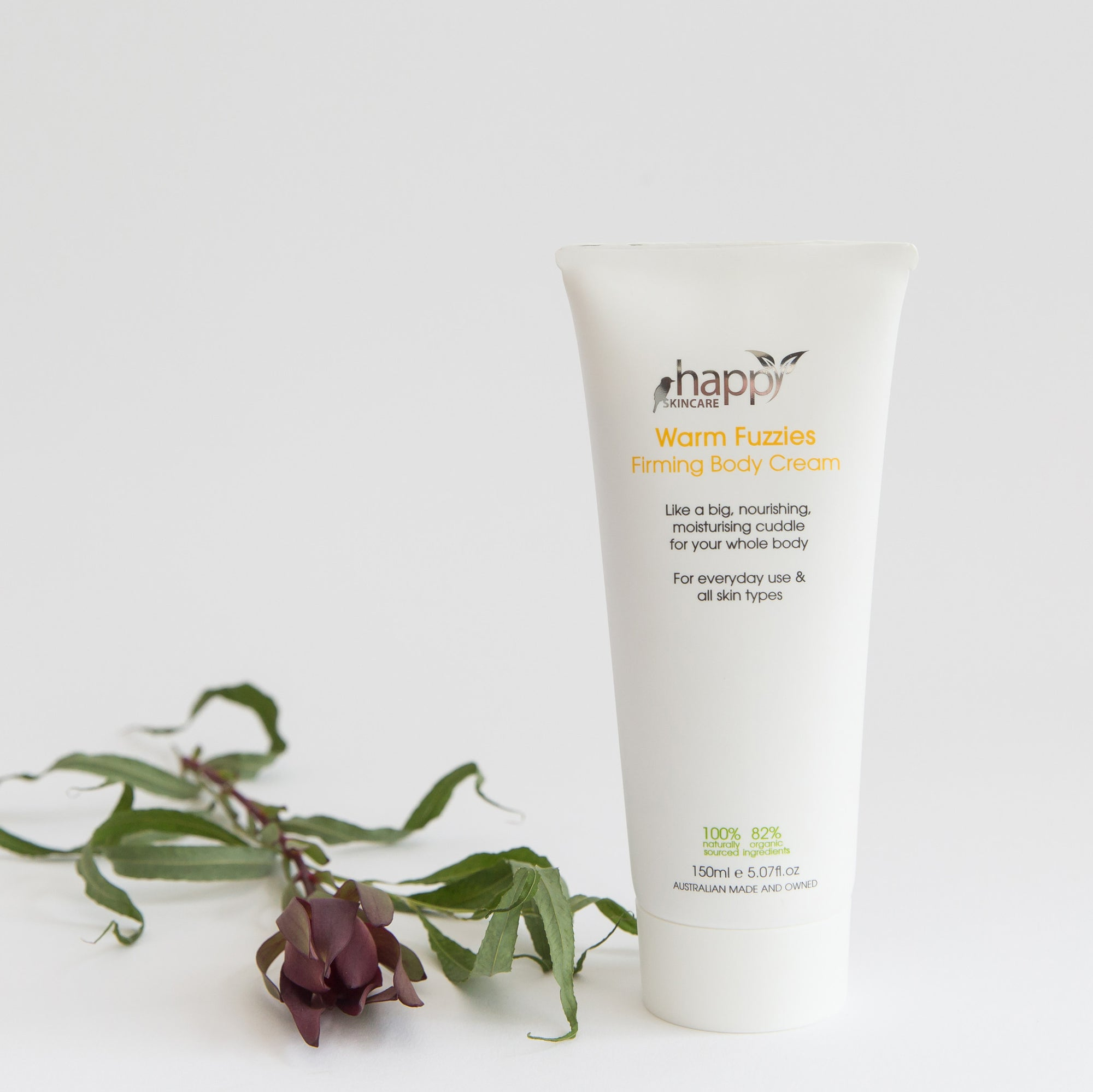 'Warm Fuzzies' Nourishing Body Cream