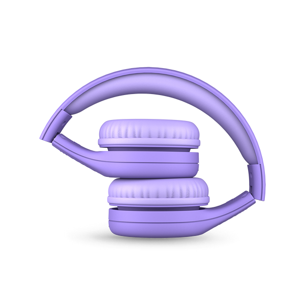 Connect+ Pro Children's Wired Headphones - Purple