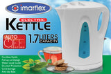 Imarflex Electric Kettle 1.7 Liters IK-160