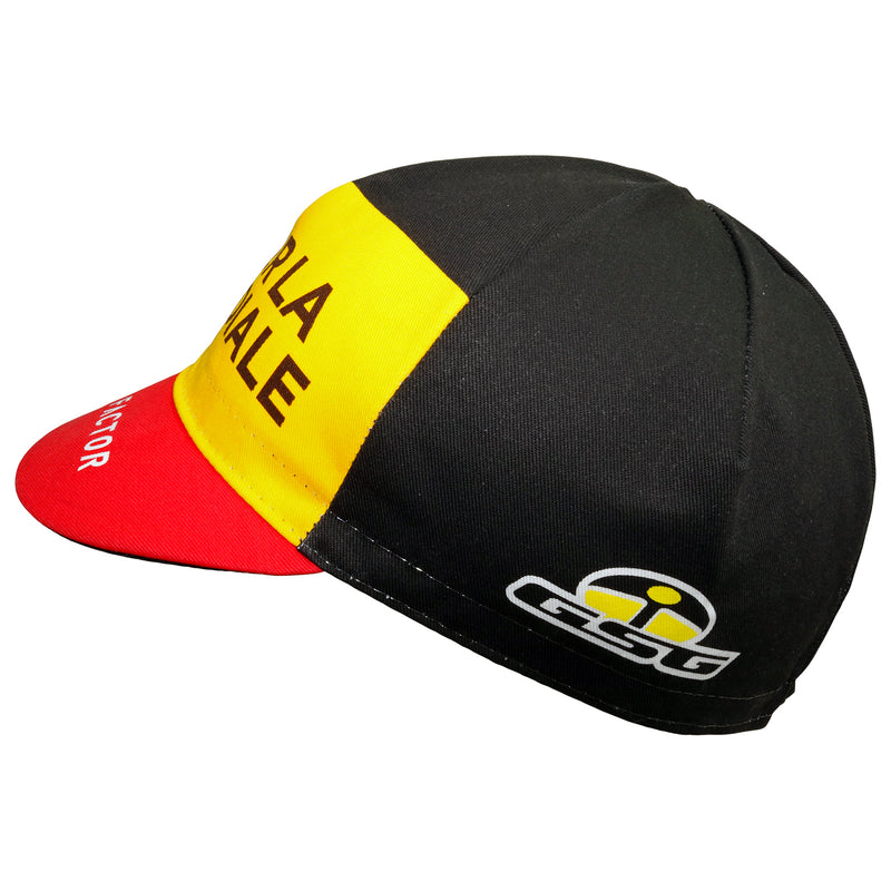 Belgian Champion / Ag2R La Mondiale Team Cotton Cycling Cap